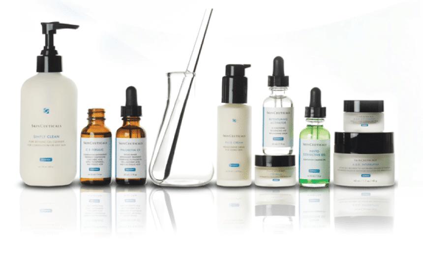 skinceuticals huidverzorging mozart kliniek bussum