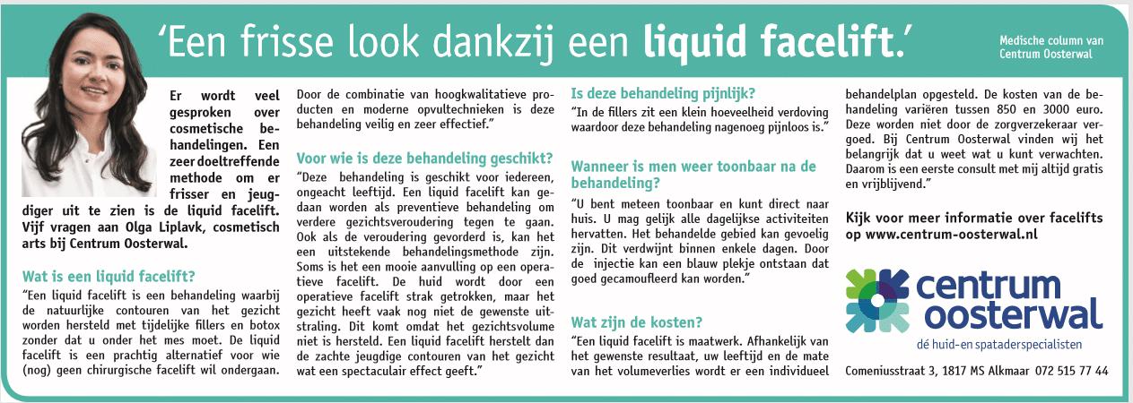 liquid-facelift mozart kliniek bussum