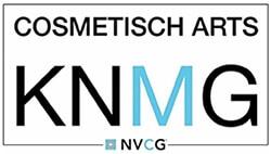 cosmetisch arts knmg logo