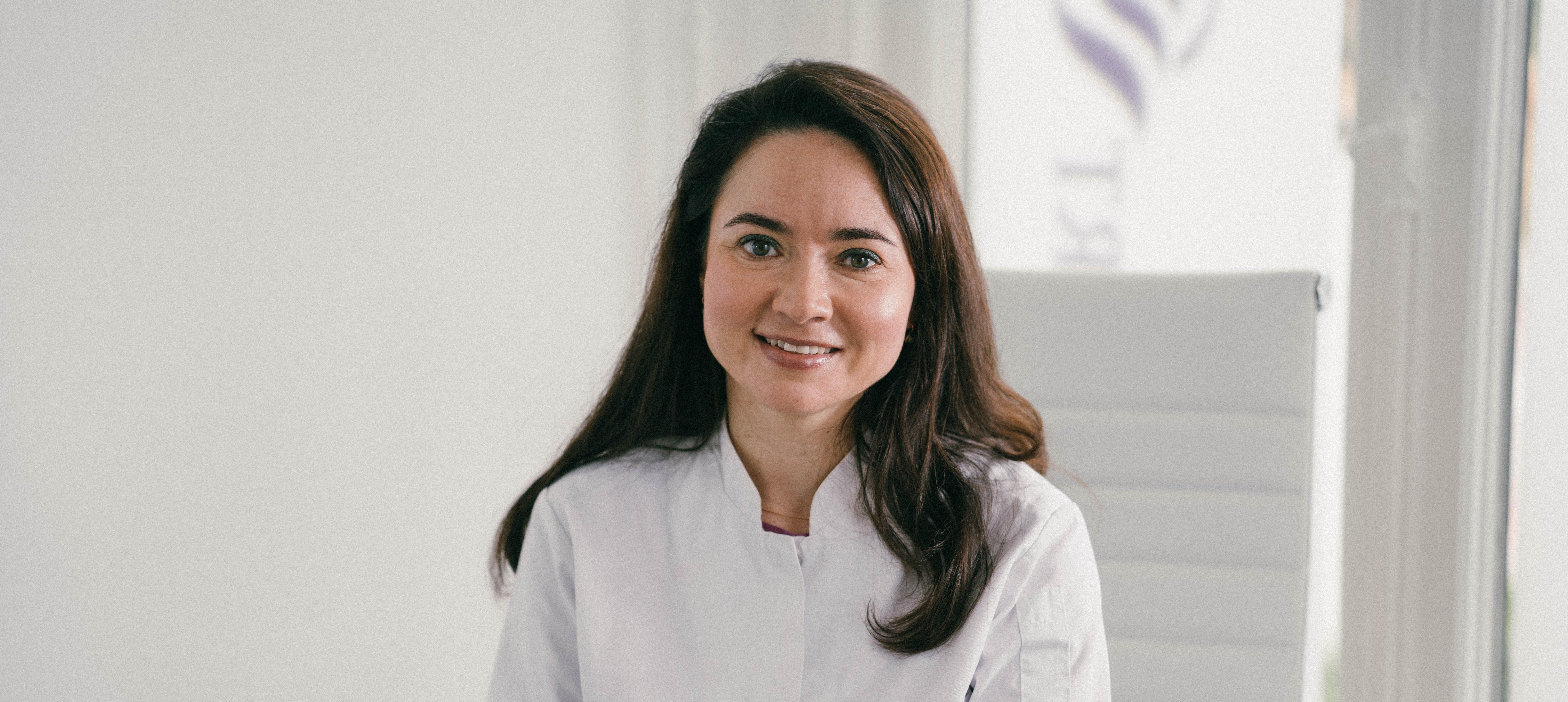 Cosmetisch arts Olga Liplavk